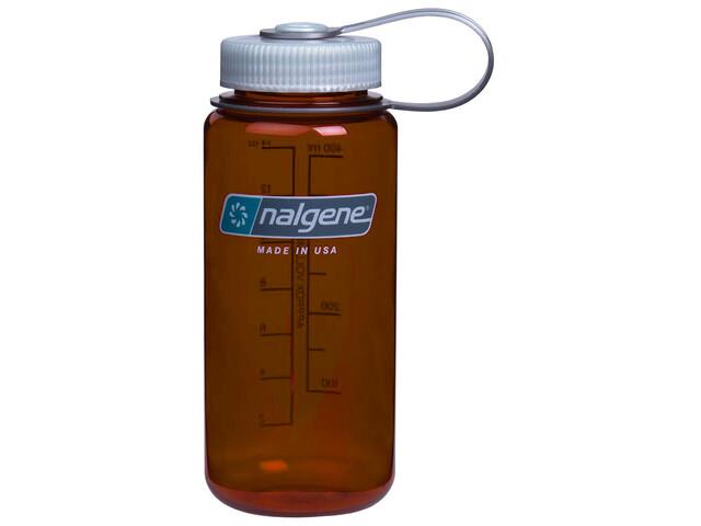 Nalgene 0,5L Wide Mouth Bottle Tritan Rustic Orange